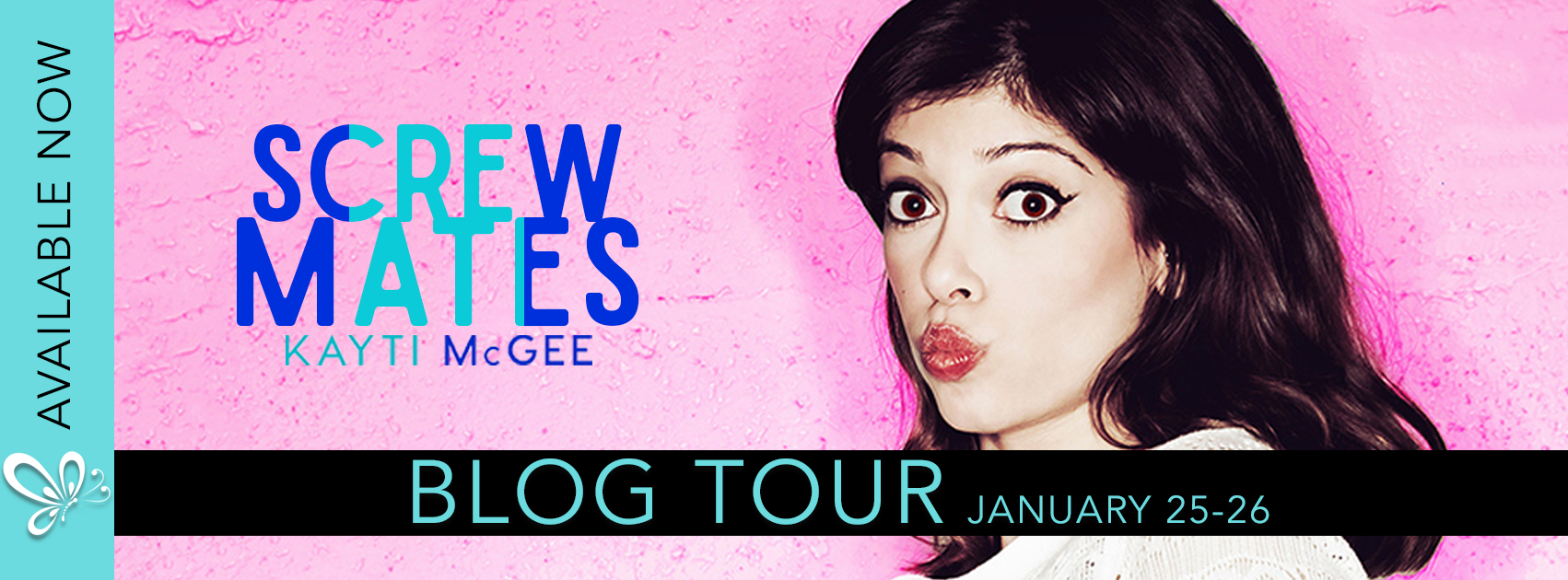 Screwmates by Kayti Mcgee | Blog Tour & Review