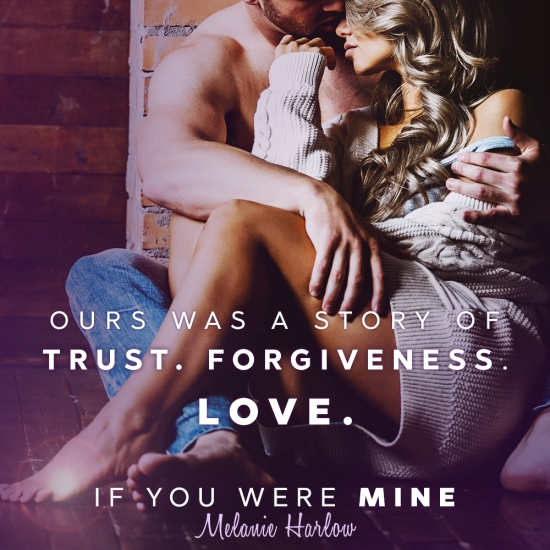 Image result for if you were mine melanie harlow