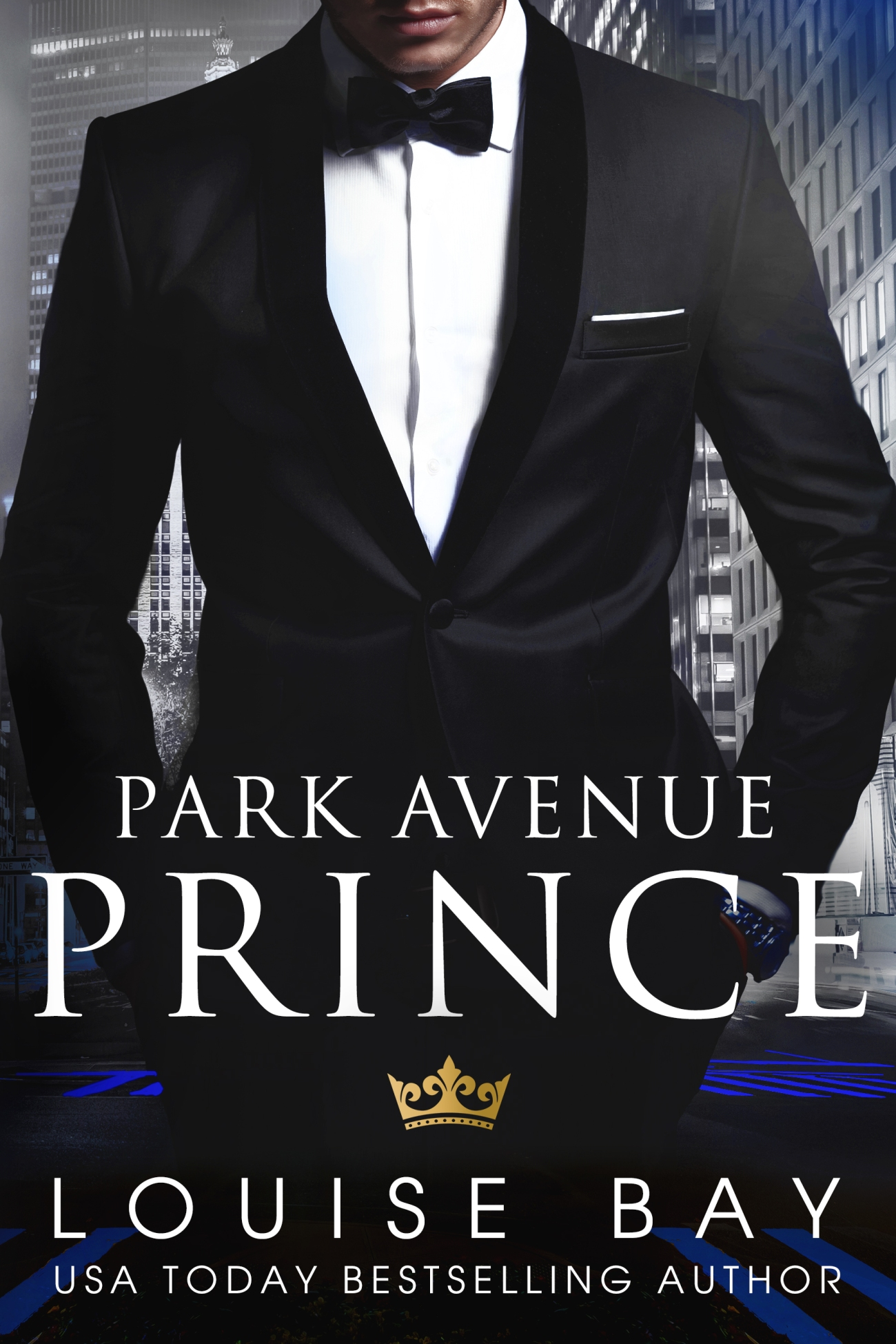 Park Avenue Prince | Louise Bay - Author