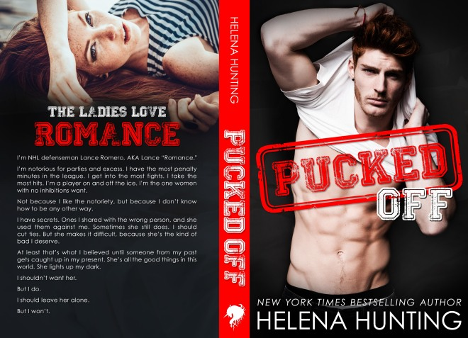 Full Cover, Pucked Off, by Helena Hunting