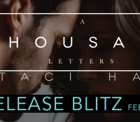 Release Blitz: A Thousand Letters by Staci Hart