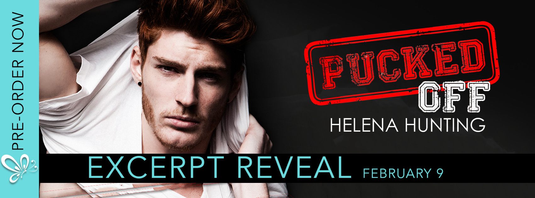 Excerpt Reveal: Pucked Off by Helena Hunting