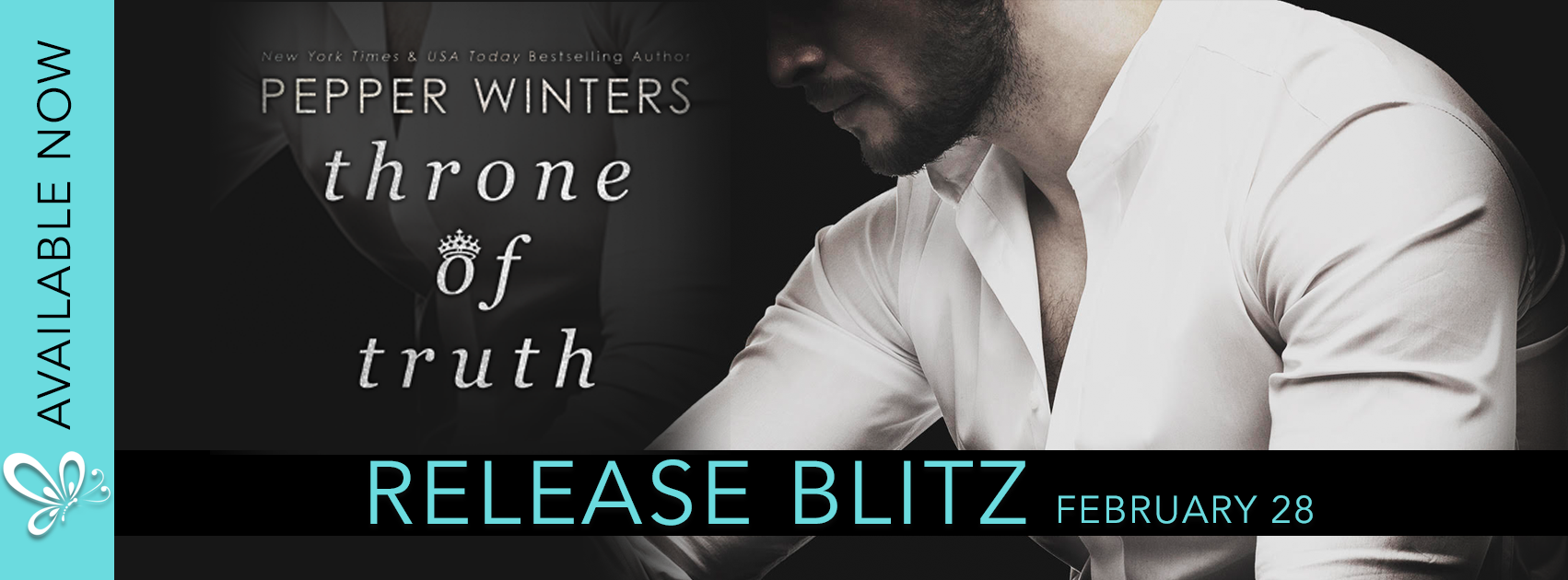 Release Blitz: Throne of Truth by Pepper Winters