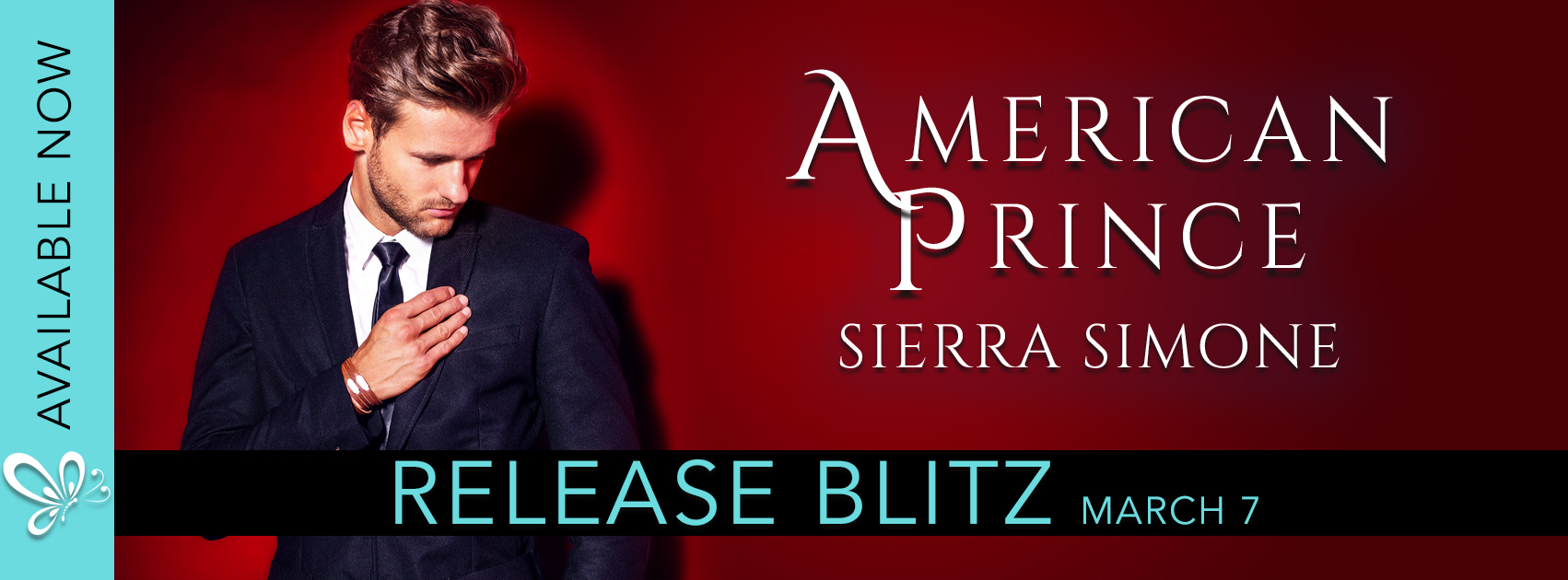 Release Blitz: American Prince by Sierra Simone
