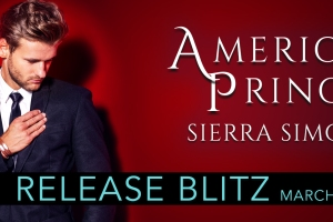 American Prince by Sierra Simone is AVAILABLE NOW
