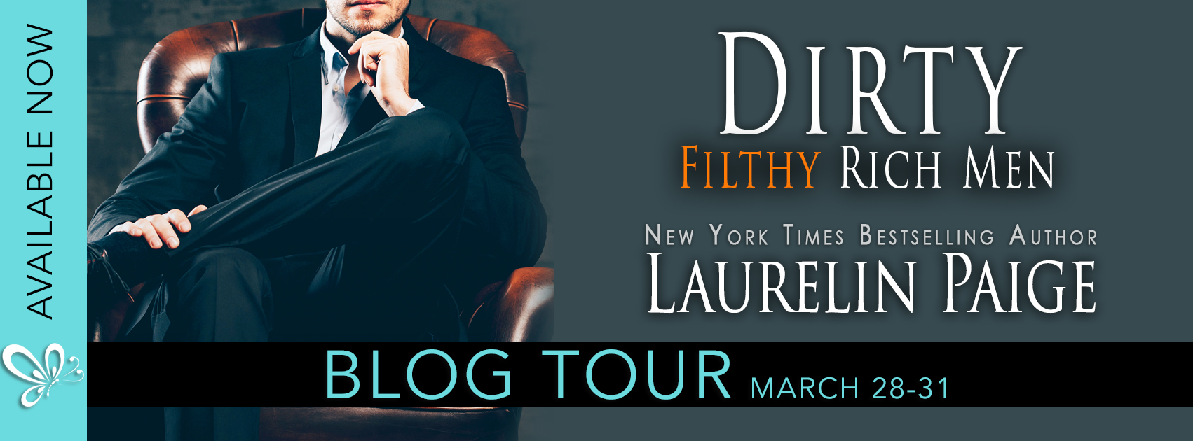 Blog Tour: Dirty Filthy Rich Men by Laurelin Paige