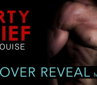Cover Reveal:  Dirty Thief – Tia Louise
