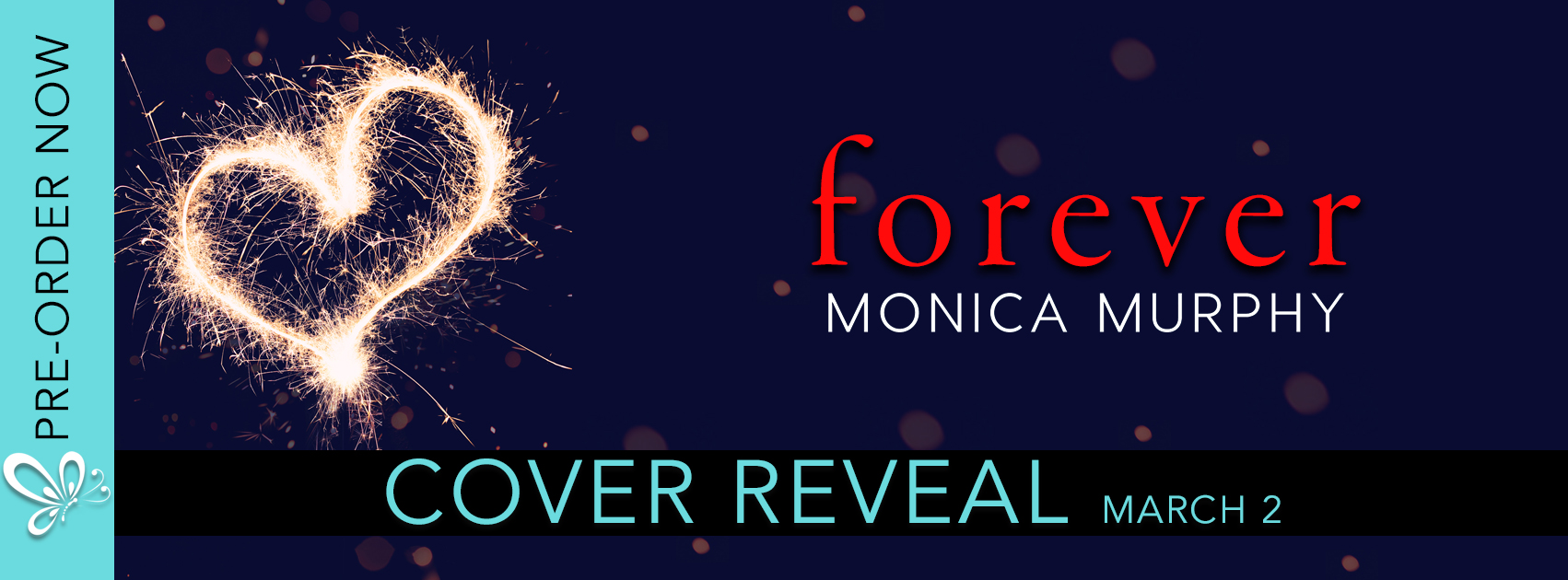 Cover Reveal | Forever by Monica Murphy