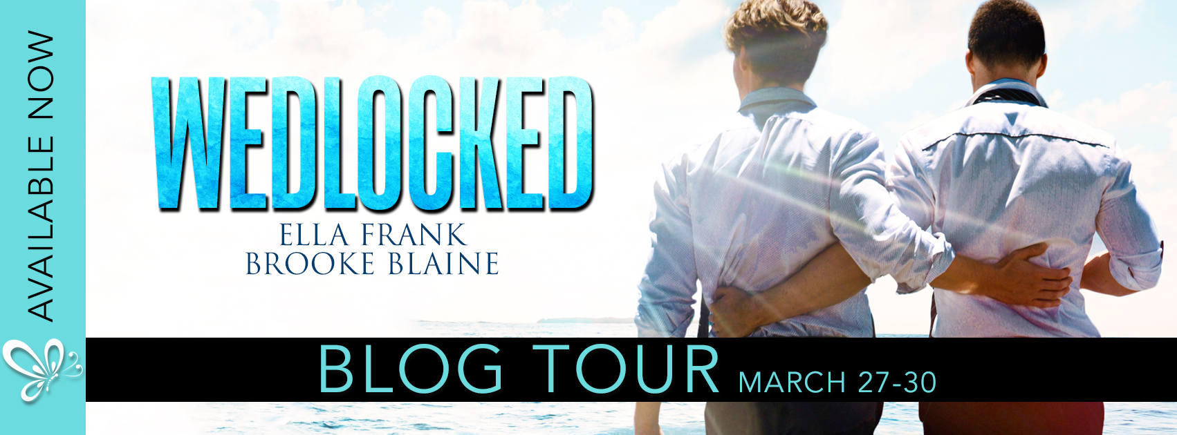 Blog Tour Review ♥ Wedlocked by Brooke Blaine & Ella Frank