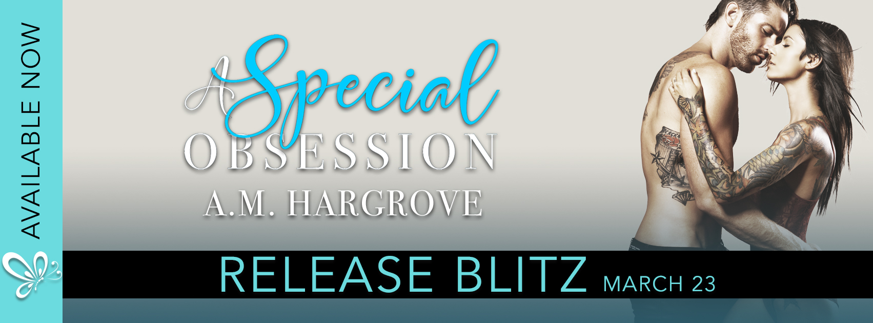 Release Blitz: A Special Obsession by A.M. Hargrove