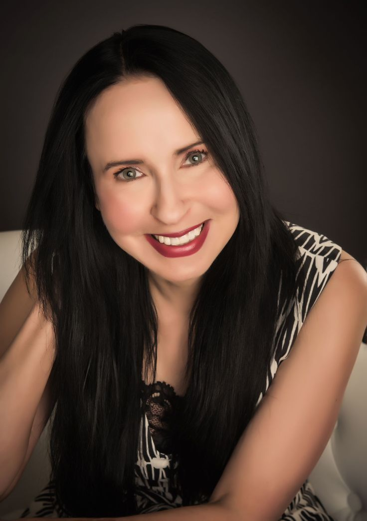 Lisa Renee Jones Author Pic