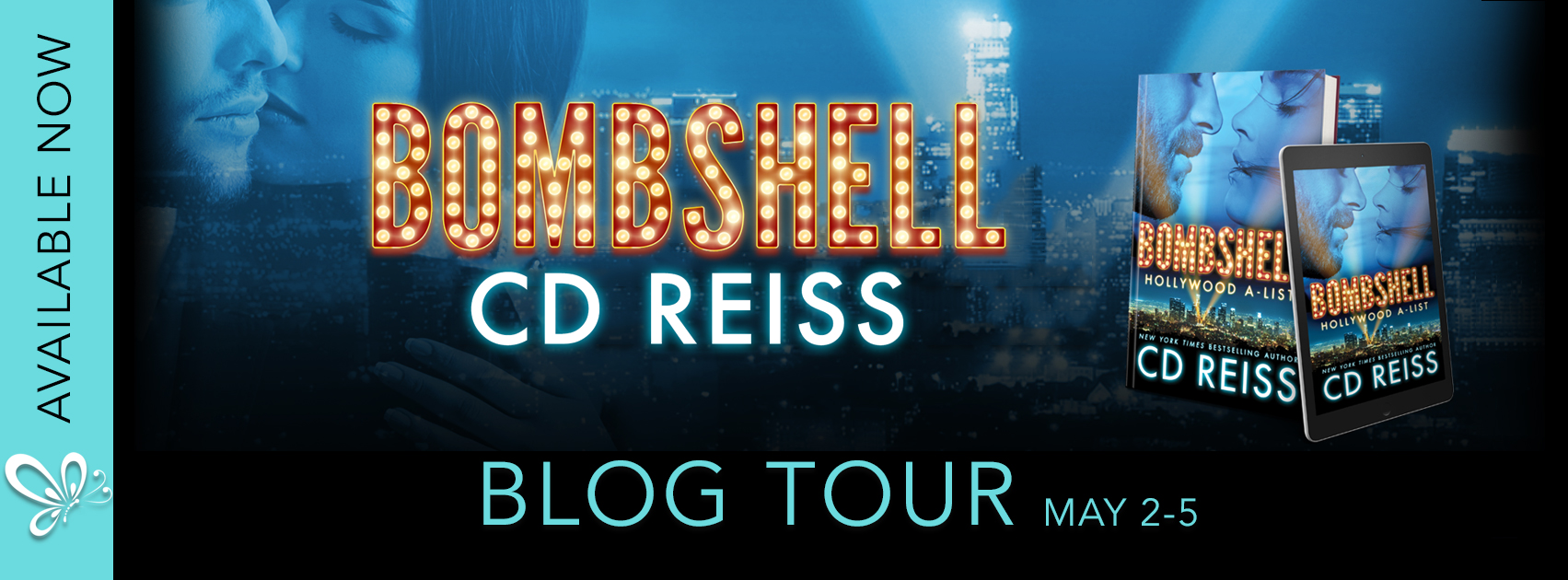 Bombshell by CD Reiss | Promo and Excerpt