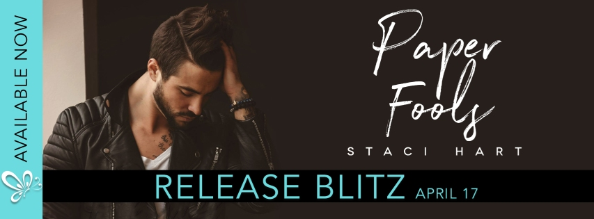 Image result for paper fools staci hart release blitz