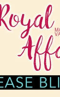 Royal Affair by Marquita Valentine available now!