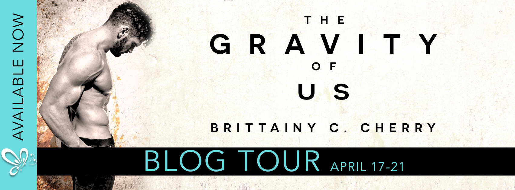 Blog Tour & Review: The Gravity of Us by Brittainy C. Cherry