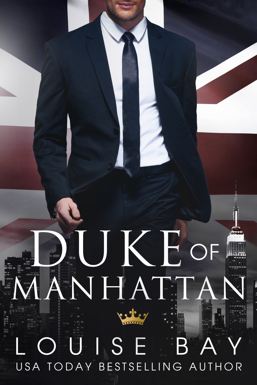 5 KINK Review | Blog Tour | Duke of Manhattan by Louise Bay