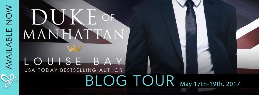 Image result for duke of manhattan louise bay blog tour