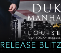 Release Blitz:  Duke of Manhattan – Louise Bay