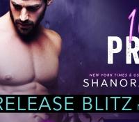 Release Blitz:  100 Proof – Shanora Williams