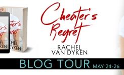 #blogtour CHEATER'S REGRET by Rachel Van Dyken #ContemporaryRomance @RachVD @socialbutterflypr