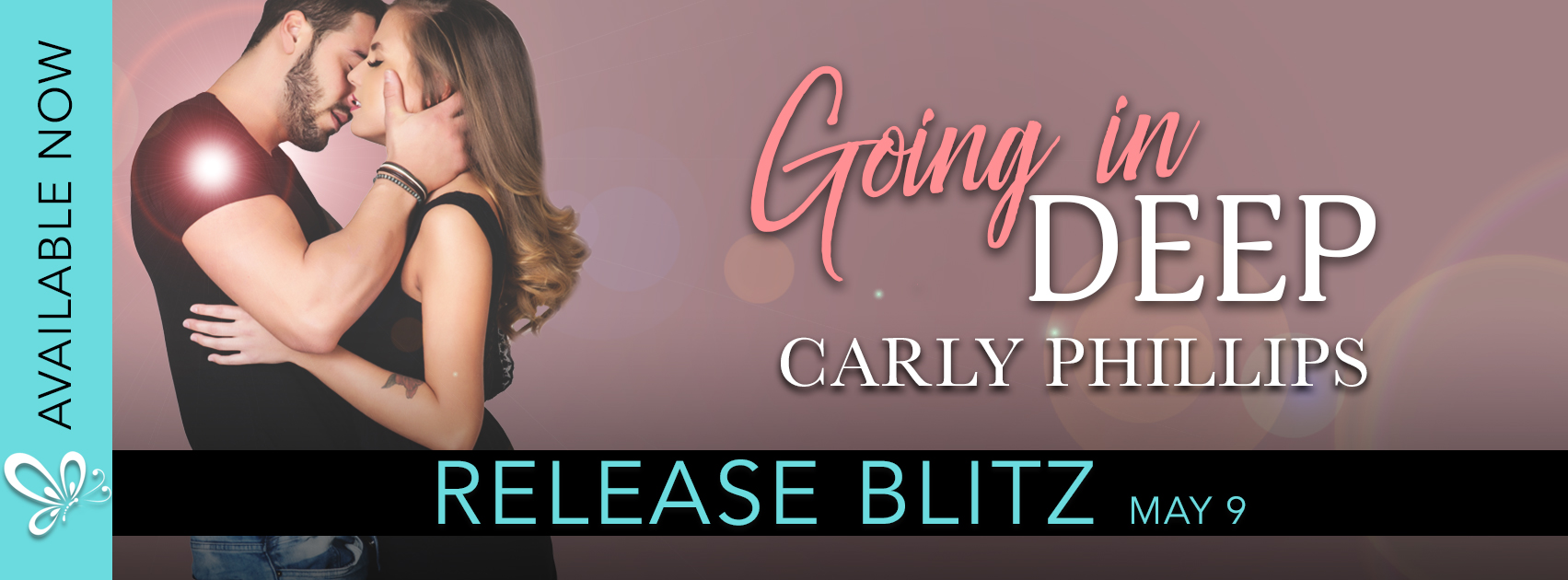 [New Release] GOING IN DEEP by Carly Phillips @carlyphillips @jennw23 #UBReviews