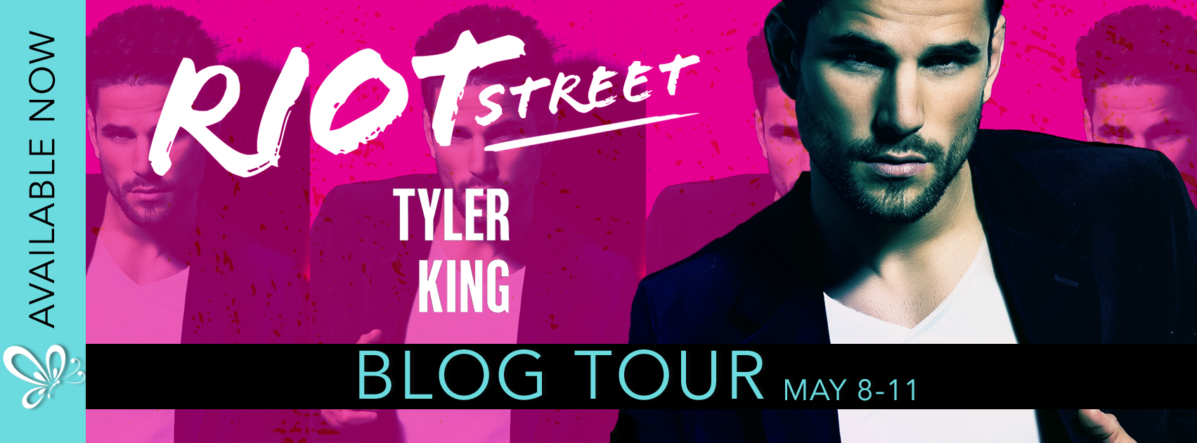 Blog Tour: Riot Street by Tyler King