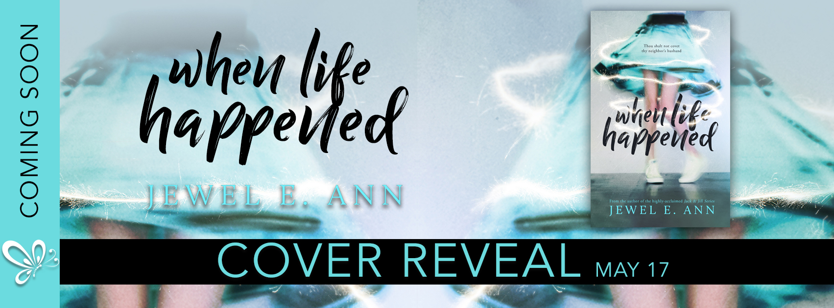 Cover Reveal: When Life Happened by Jewel E. Ann