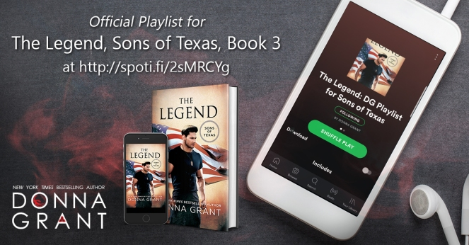 Playlist - The Legend