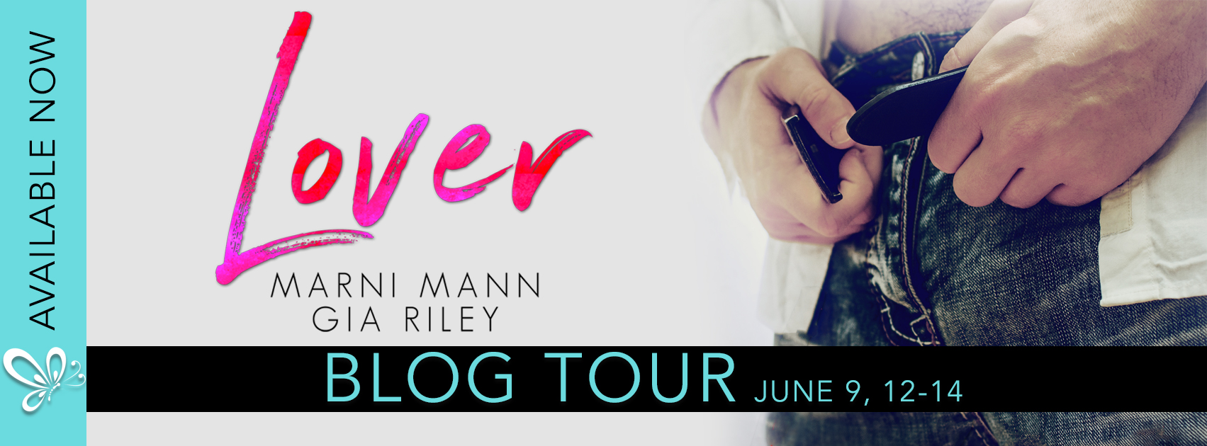 Lover by Marni Mann & Gia Riley Blog Tour Reviews