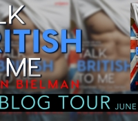 Blog Tour Promo Spot:  Talk British To Me – Robin Bielman