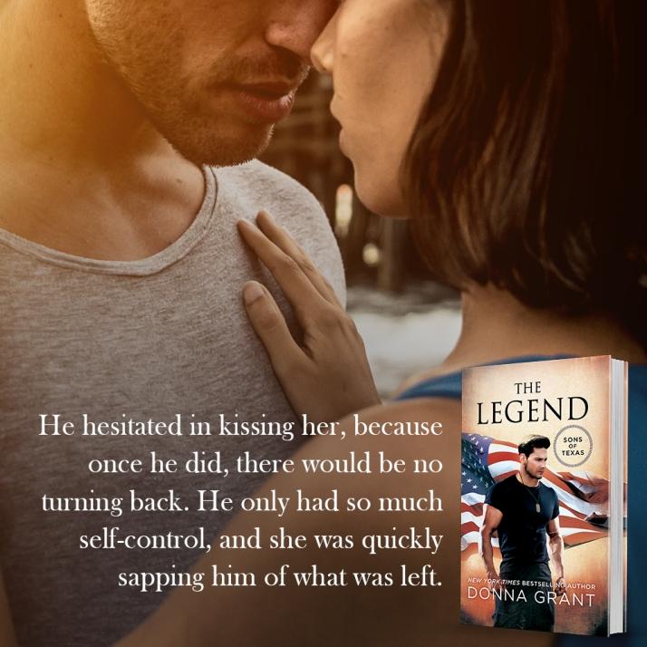 The Legend Teaser - Kiss
