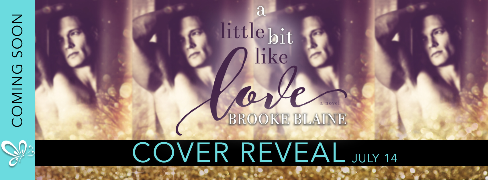 Cover Reveal ♥ A Little Bit Like Love by Brooke Blaine
