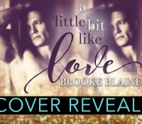 Cover Reveal // A Little Bit Like Love by Brooke Blaine
