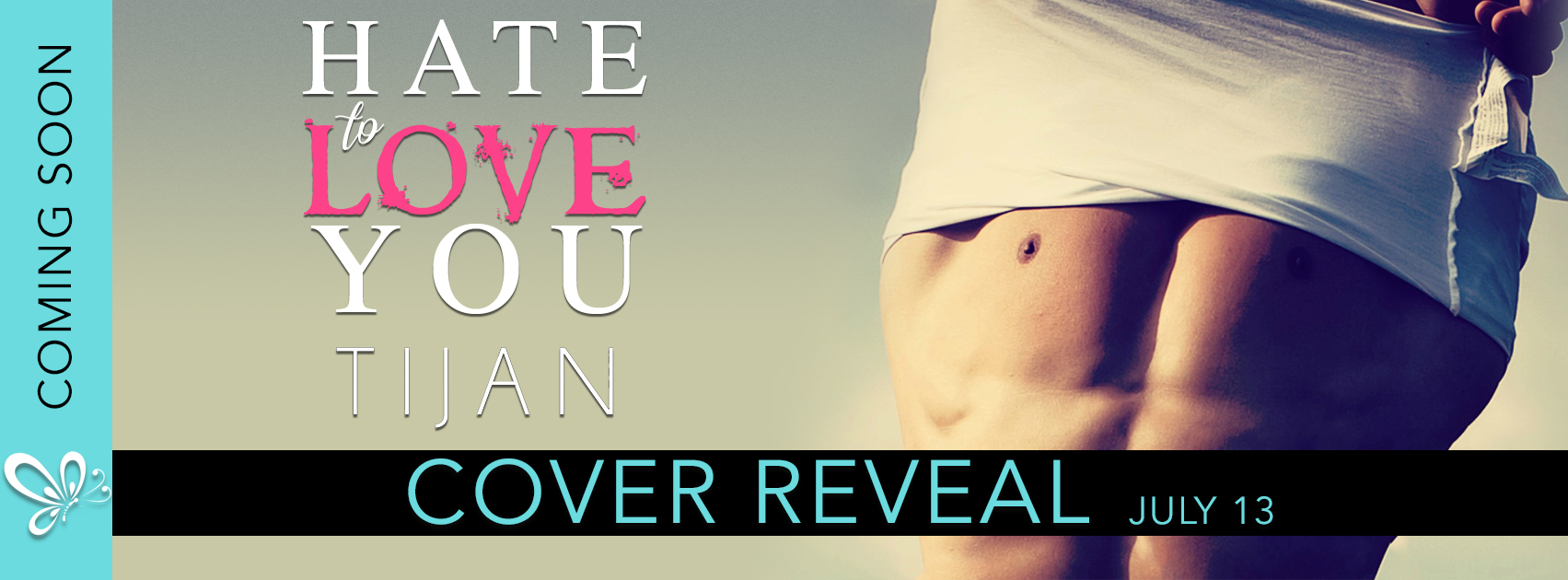 Cover Reveal – HATE TO LOVE YOU by Tijan!