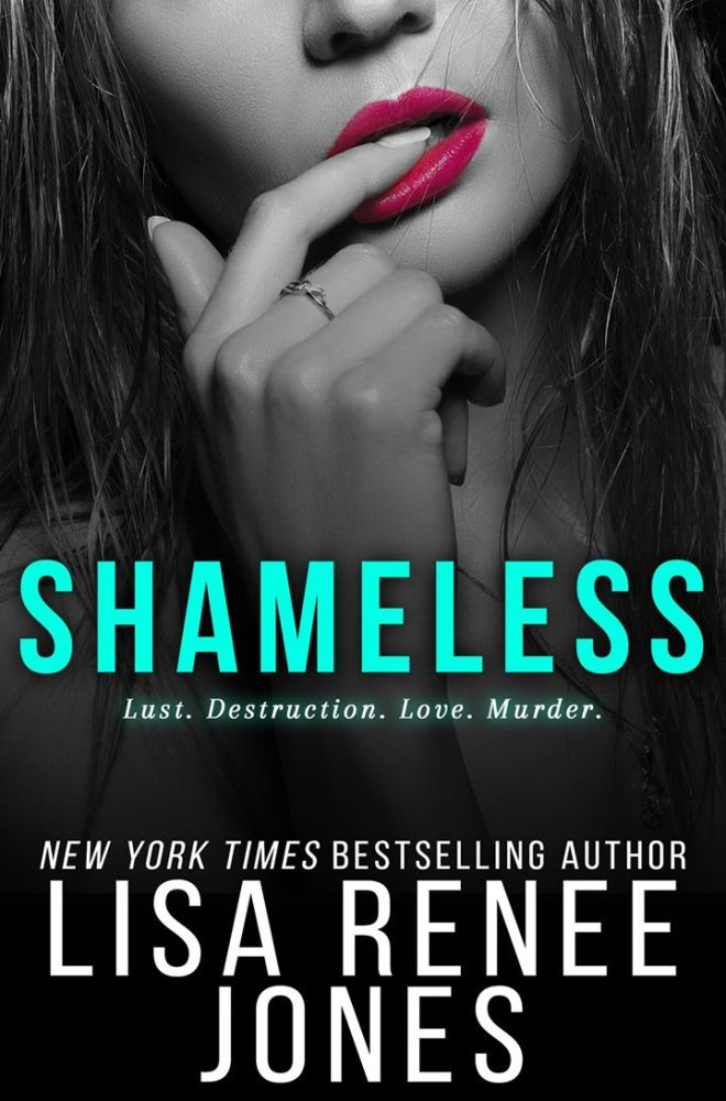 Front cover of Shameless by Lisa Renee Jones