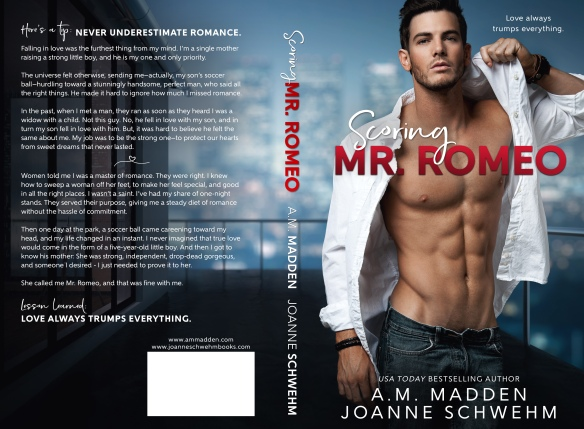 Dual Cover Reveal - TAMING MR  FLIRT & SCORING MR  ROMEO by