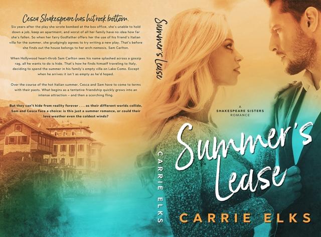 summer's lease full wrap