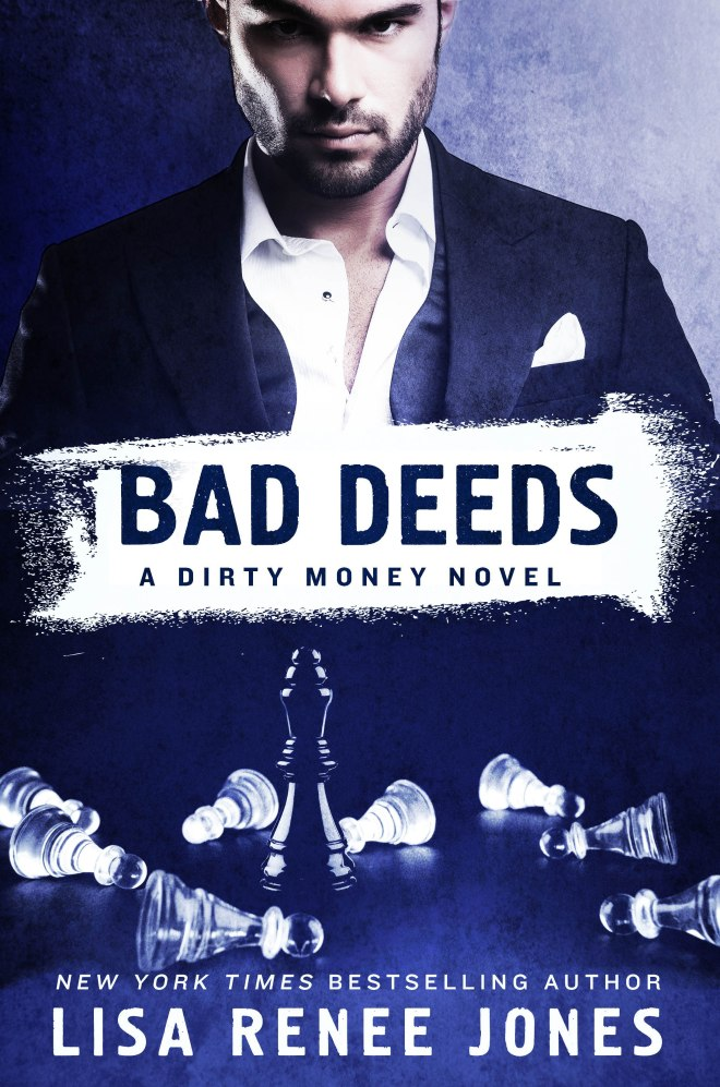 Bad Deeds, front cover