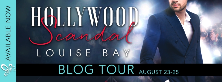 Image result for hollywood scandal louise bay blog tour