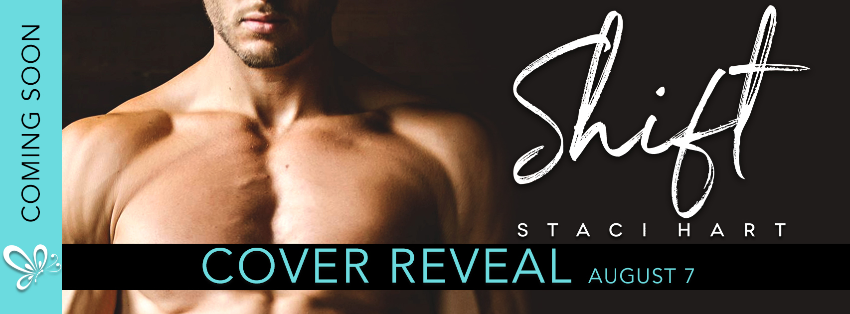 [Cover Reveal] SHIFT by Staci Hart @imaquirkybird @jennw23