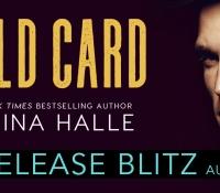 Release Blitz:  Wild Card – Karina Halle