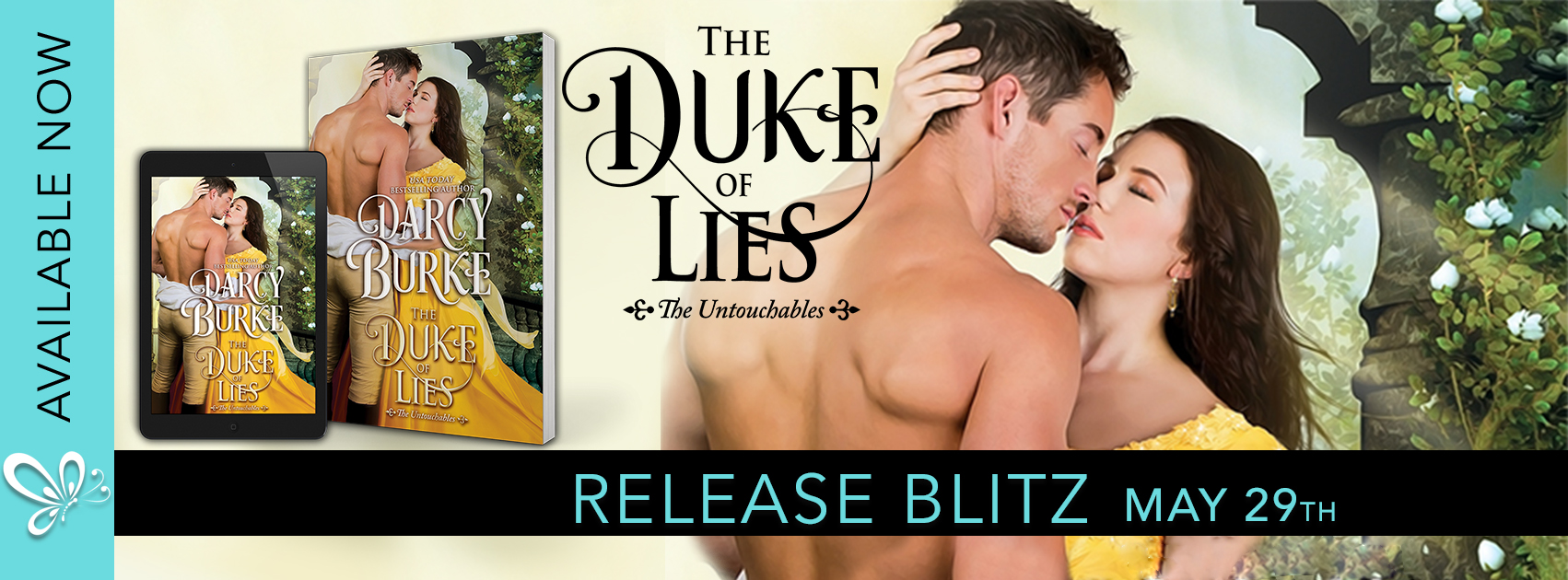 Duke of Lies release banner
