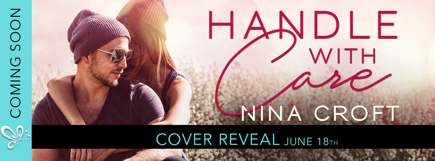 Cover Reveal: Handle With Care by Nina Croft