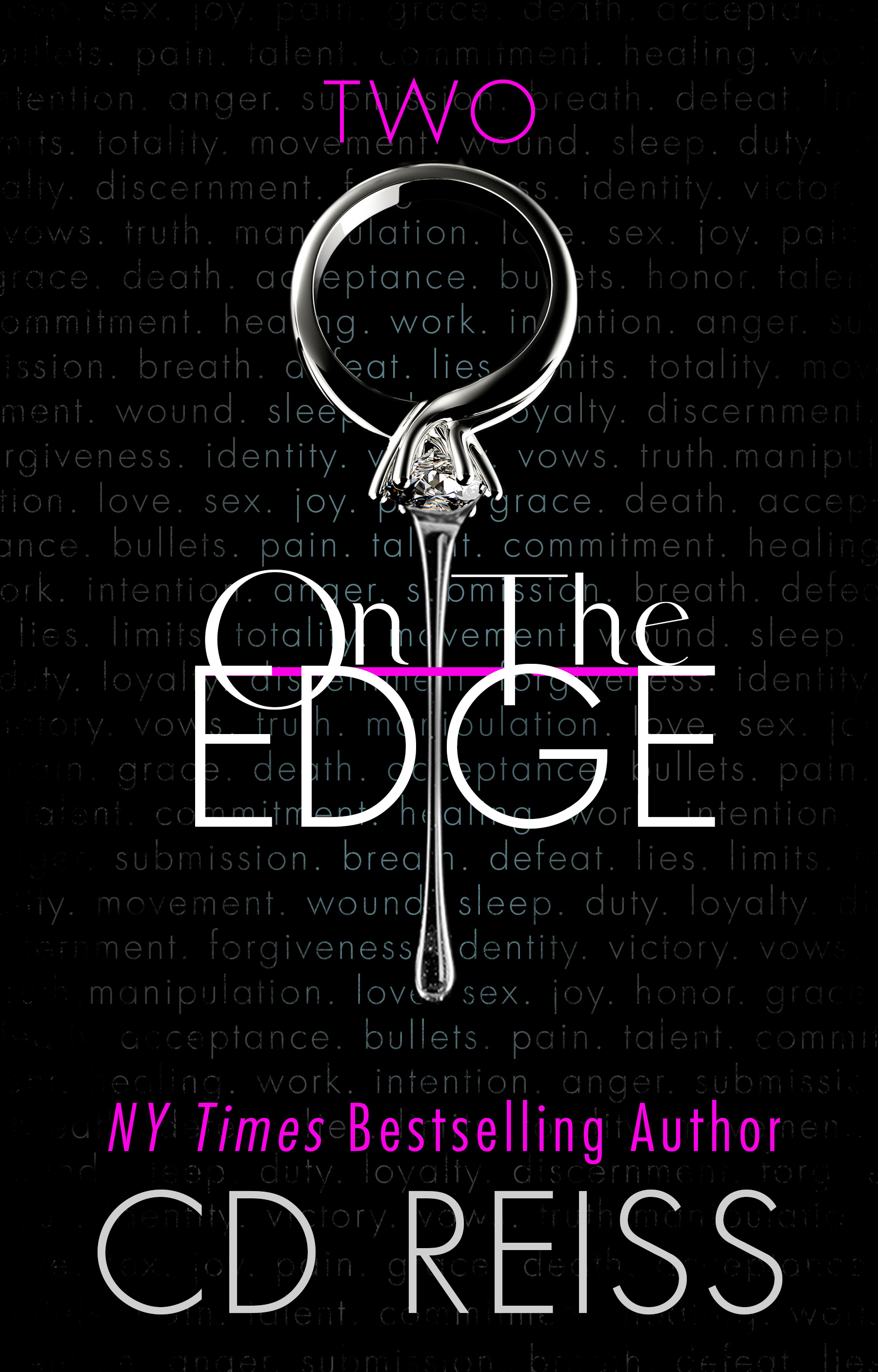 On the Edge CD Reiss