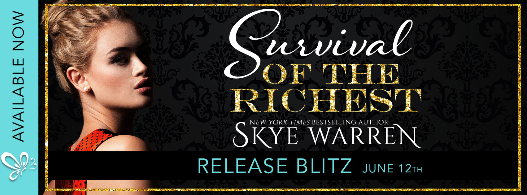 SURVIVAL OF THE RICHEST by Skye Warren @skye_warren @jennw23 #NewRelease #Review #TheUnratedBookshelf