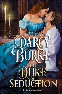 The Duke of Seduction cover