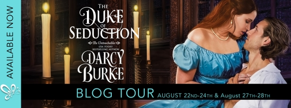 The Duke of Seduction banner