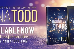 My Book Review + Blog Tour THE BRIGHTEST STARS by Anna Todd