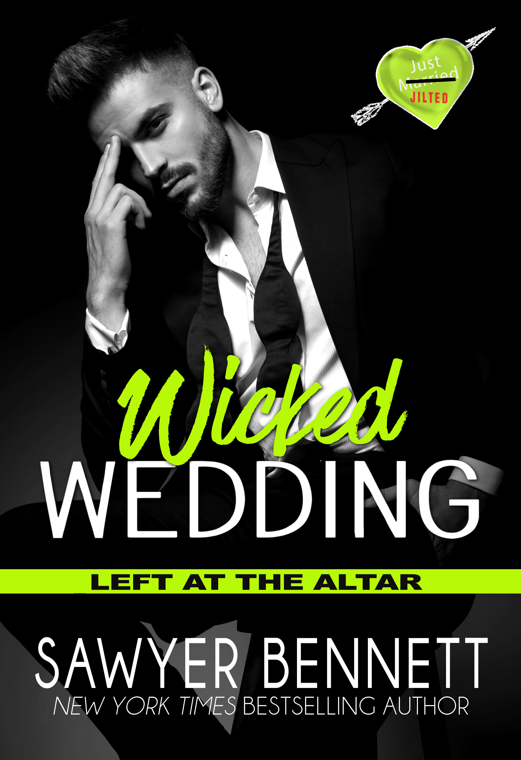WickedWeddingCoverBW
