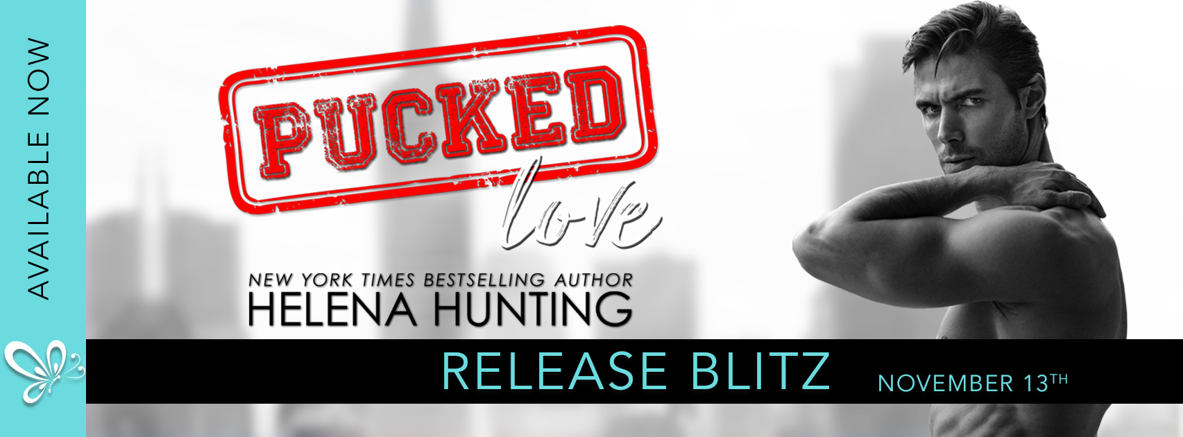 #ReleaseBlitz ~ Pucked Love ( Pucked #7) by Helena Hunting ~ #Review @HelenaHunting @jennw23 @